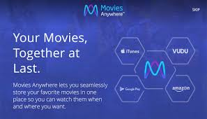 movies anywhere what it is and how to use it to stream content