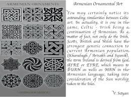 armenian cross stones khach qar and their similarities with