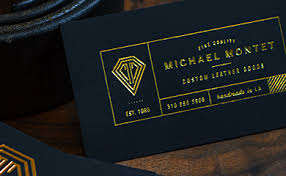 premium black business cards exclusively from jukeboxprint
