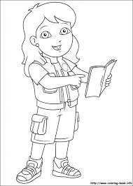 stylish diego coloring pages encourage coloring