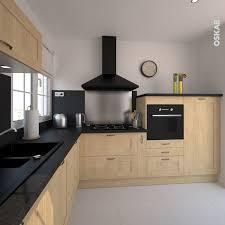 plan de travail cuisine bois brut plan de travail cuisine avec evier integre 10 de oskab cuisine