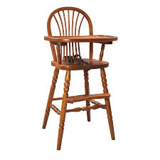 Antique Wooden High Chair Simple Wooden High Chair U2013 Decoration