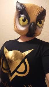 Owl Halloween Mask by Vanossmask Hashtag On Twitter