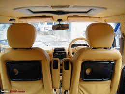 Car Modifications Interior Bolero Xlusiv By Mahindra Customization Team Bhp