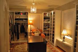 walk in closet lighting home design