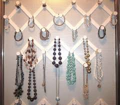 Jewelry Storage Solutions 7 Ways - best 25 scarf organization ideas on pinterest scarf storage