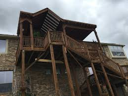 3 story decks austin decks pergolas covered patios porches more