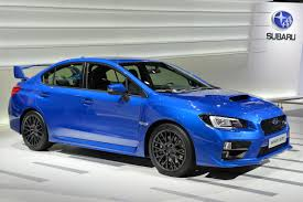 used subaru wrx sti new subaru car