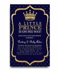 prince baby shower invitations prince baby shower invitation royal baby