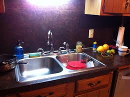 how to deep clean kitchen sink makeover snapguide