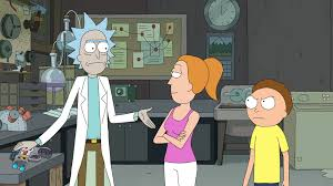 rick and morty halloween background rick and morty s3 e2 rickmancing the stone superb comedic and