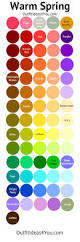 best 25 warm spring ideas on pinterest skin tone color warm