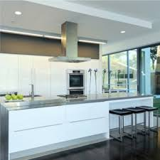 kitchen island hood sloped ceiling cathedral ceiling high ceiling futuro futuro