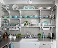 25 open shelf ideas to make your kitchen more spacious than it