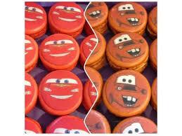 lightning mcqueen mater cupcakes