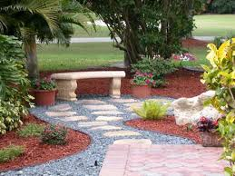 Rock Garden Florida Landscape Design Ideas