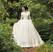 disney wedding these disney princess wedding dresses are what dreams are made of
