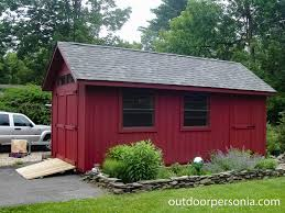 shed roof house storage sheds baystate outdoor personia
