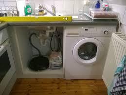 küche einbauen waschmaschine küche einbauen küchengestaltung kleine küche