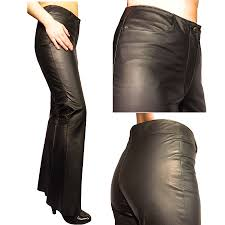 motorbike trousers womens kendra lightweight leather trousers