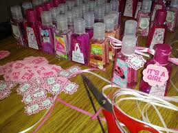 baby shower for girl ideas baby shower favor ideas girl ideas about girl shower favors on