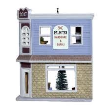 hallmark bros card shop 5 1988 nostalgic houses shops hallmark