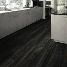 Black Vinyl Plank Flooring Mojave 6 In X 48 In Freemont Repel Waterproof Vinyl Plank