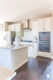 best quartz color for white kitchen cabinets the plan to bring modern touches into a traditional