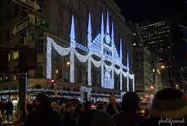 christmas light show 2016 saks fifth avenue nyc christmas window display 2015 photoframd com