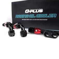 lexus v8 oil cooler aliexpress com buy black 25 row engine oil cooler relocation kit