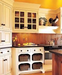 kitchen backsplash beadboard interior design