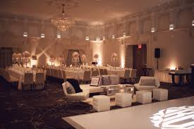 an intimate wedding in the spanish ballroom at rosewood hotel
