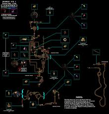 Map Gif Resident Evil 4 Castle Treasure Map For Playstation 4 By Infoman80