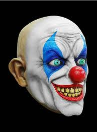 scariest masks buy horror clown masks made of