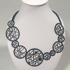 silicone necklace images Dreamcatcher necklace black silicone jewelry coruu design jpg