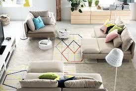 Modern Ikea Living Room Interior Design Ideas - Ikea living room design