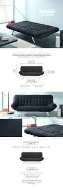 canapé clic clac cdiscount dimensions clic clac avec clic clac sofa bed sofa bed idees et clic