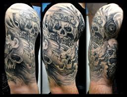 half arm tattoos sleeve designs half arm sleeve tattoos