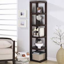 Bookcase Corner Proclamation Corner Unit Bookcase Reviews Birch