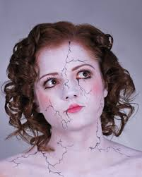 Porcelain Doll Halloween Costumes Halloween Makeup Cracked Porcelain U0027ve Called Porcelain