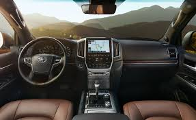 suv toyota inside 2016 toyota land cruiser the timeless icon garage