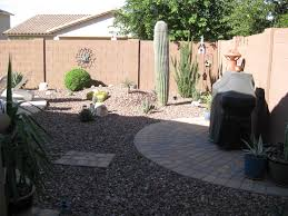 Backyard Grill Area by About