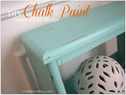 Chalk Paint Side Table Chalk Paint Vintage Side Table Up Do Made In A Day