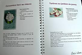 créer un livre de cuisine personnalisé creer un cahier de recettes de cuisine 28 images creer un livre