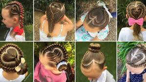 Frisuren Lange Haare F Die Schule by Frisur Für Die Schule So Stylt Eine Mutter Die Haare Ihrer