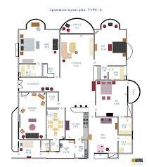 Layout Apartment Download Flat Layout Plan Buybrinkhomes Com
