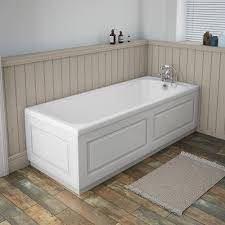 traditional white bath panel best house design how to remodel a