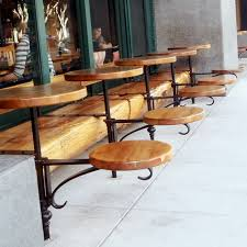 Cafe Style Table And Chairs Cafe Tables And Chairs Public Works Cafe Table And Chairs In Table