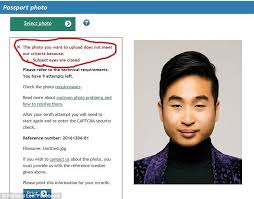 Asian Man Meme - new zealand passport gate s awkward reason for failing recognise