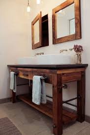 custom made bathroom vanity home interior design ideas